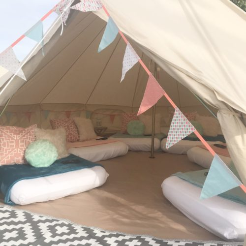Boho Dreams desert glaming tent glamping for parties and events (5)